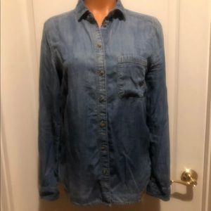 AEO AMERICAN EAGLE OUTFITTERS Denim Shirt S
